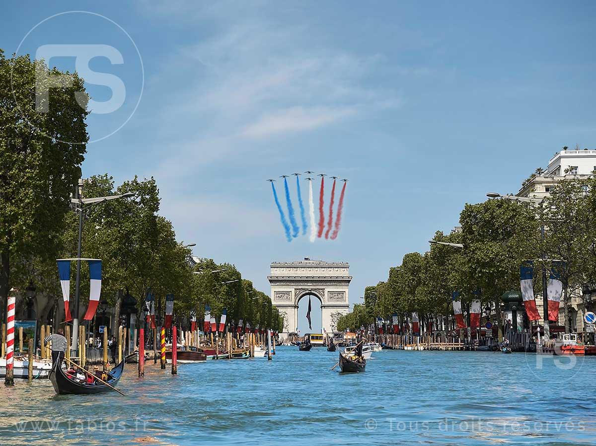 «Avenue des Champs-Innondés»