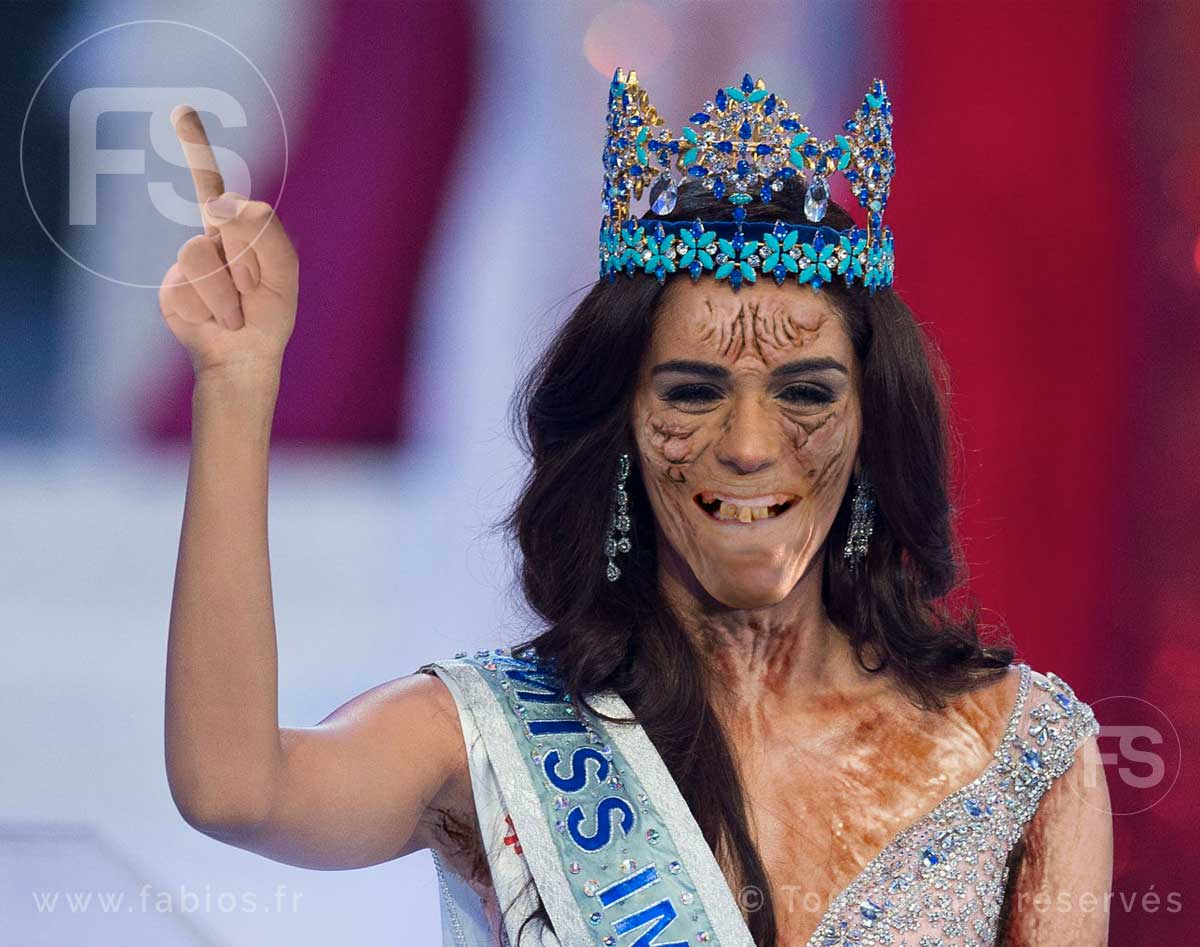 « Miss Immonde »
